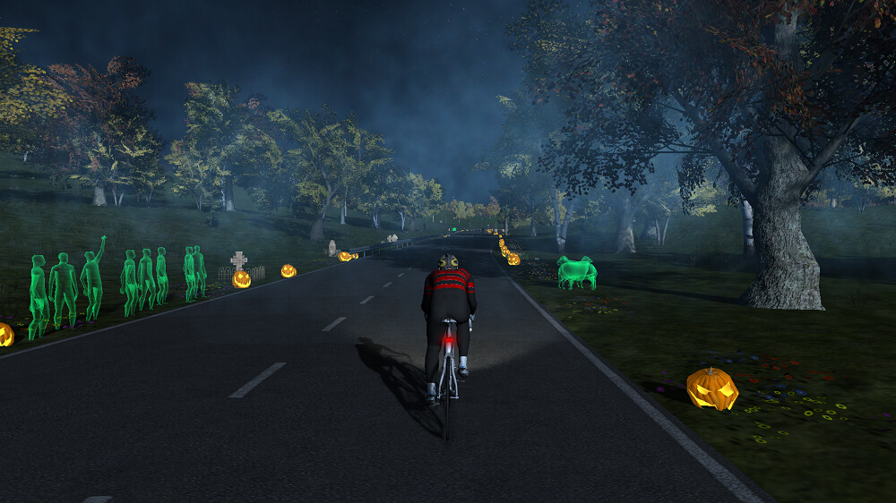 Simulador ciclismo bkool freddie krueger