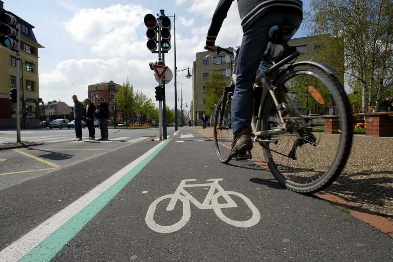 Carril bici. Seguridad vial