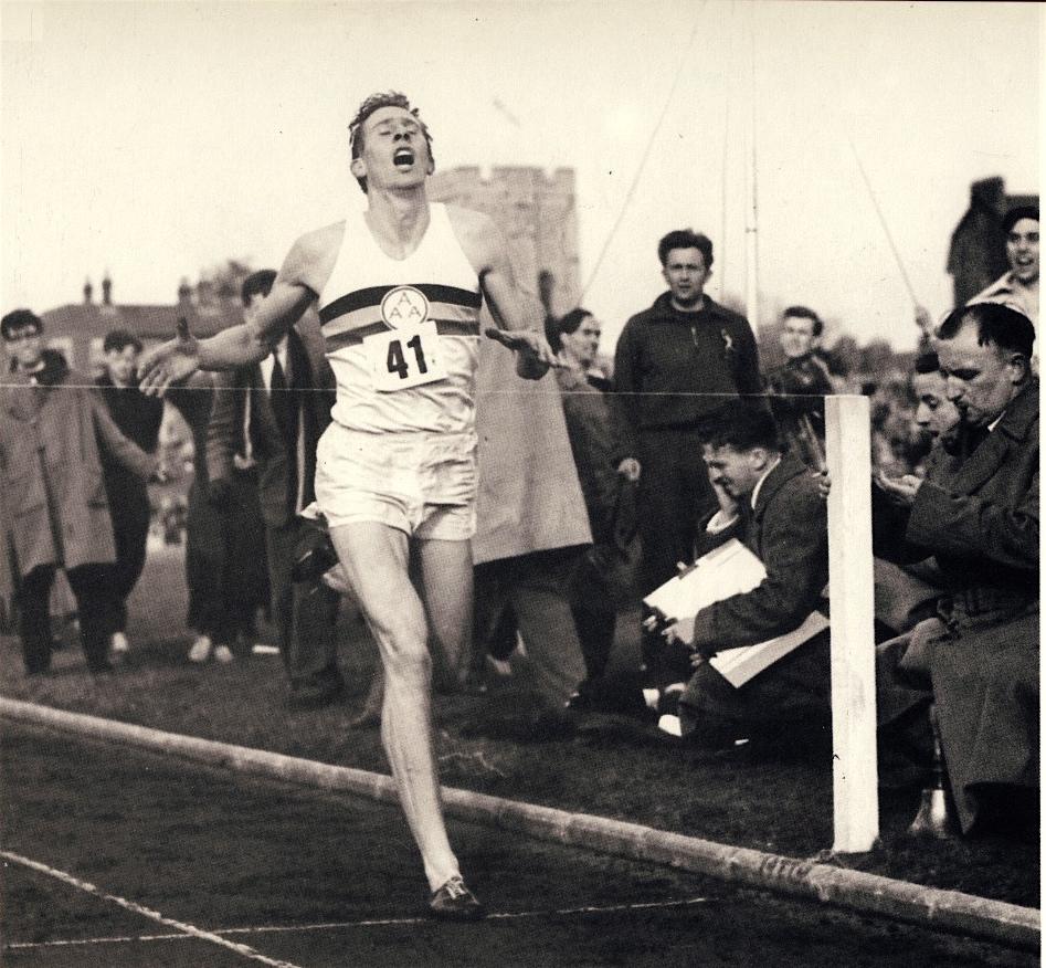 Roger Bannister ya usaba el entrenamiento HIIT en los años 50