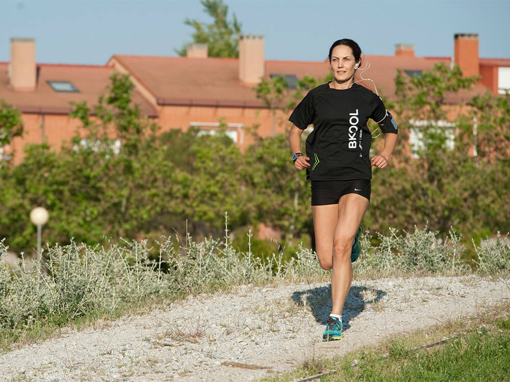 Entrenamiento deportivo cruzado Running