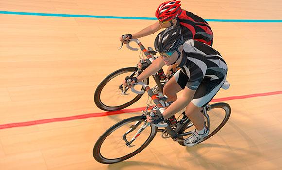 bkool simulator velodrome teams