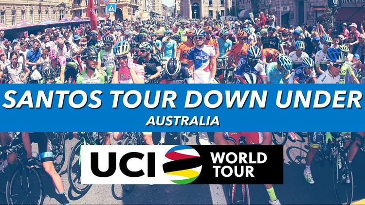 Santos Tour Down Under 2016
