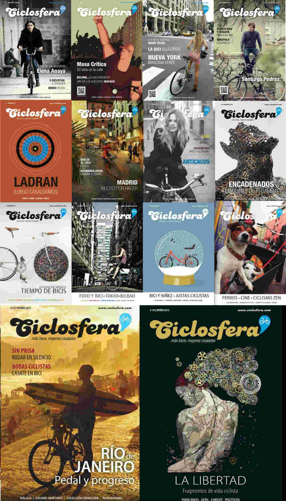 Colección Cilcosfera