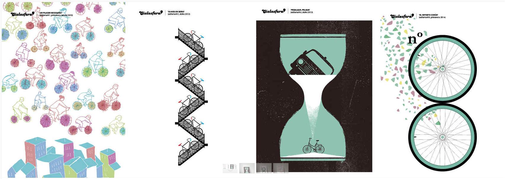 postales Ciclosfera