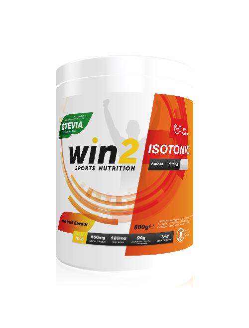 WIN2 Pot Isotonic Rood