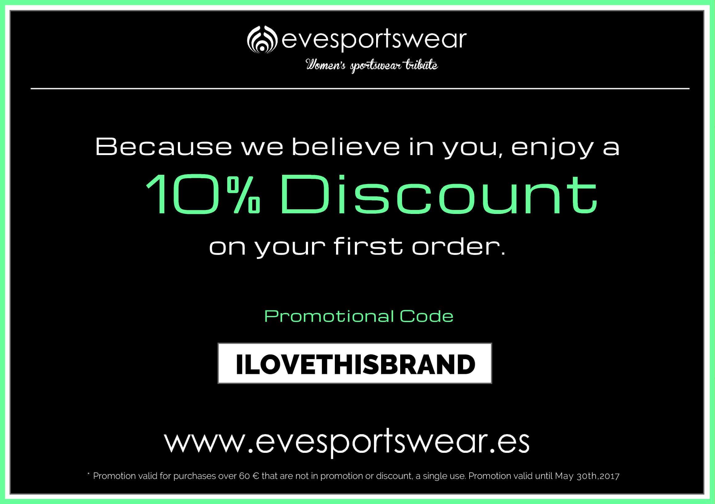 Evesportwear Promo