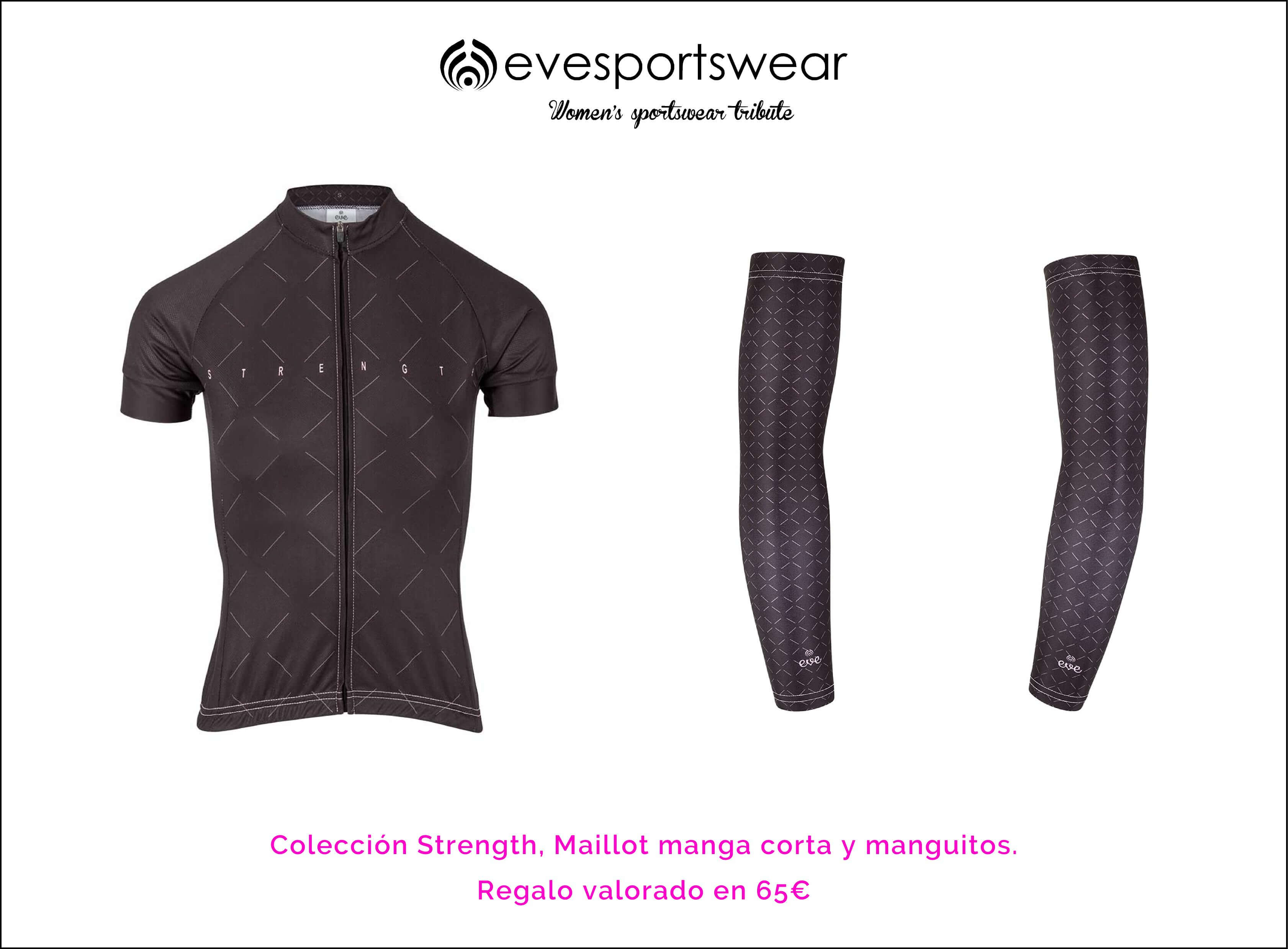 Evesportswear Maillot Strenght