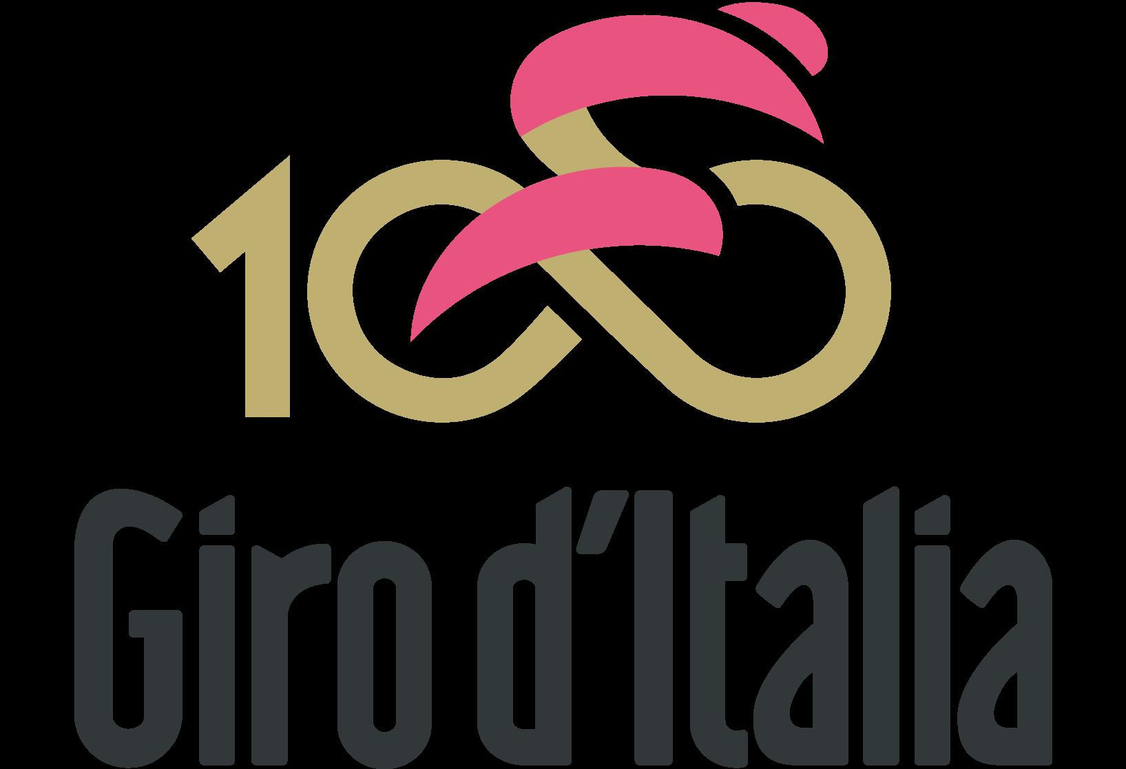 Logo Giro 100