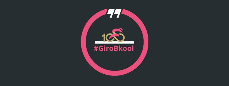 Logo Giro Bkool