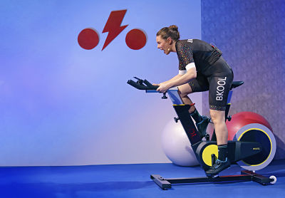 The very healthy benefits of indoor cycling - Bkool Magazine